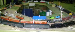 Toy                         Trains of the World (CTC)