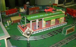 Pre-War American Toy Trains