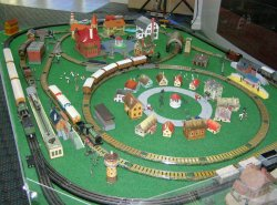 Small Gauge Trains From The 1920s