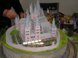 Hogwarts In Miniature