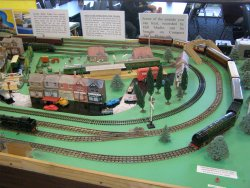 An Old Hornby Dublo Layout