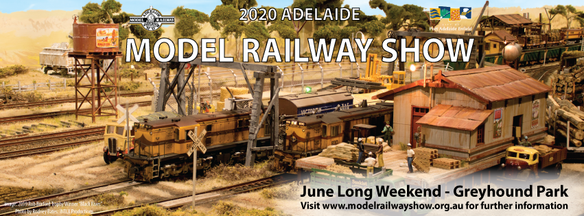 Adelaide Model Railway Exhibition 2020